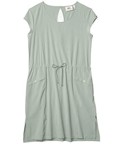 Fjallraven High Coast Lite Dress W Vestidos, Mujer, Sage Green, S