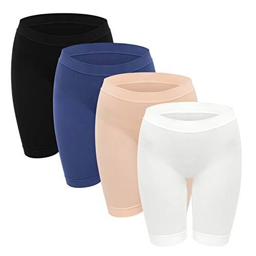 HBselect Braguitas y Culottes para Mujer Algodón Bragas para Llevar Faldas Vestidos Verano para Deporte Yoga