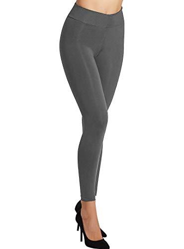 YSABEL MORA - Pantalon Pitillo I.M. Mujer Color: Gris Marengo Talla: S