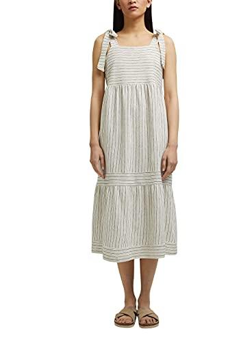 Esprit 061ee1e320 Vestido, Blanco Crudo, L para Mujer