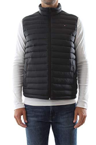 Tommy Hilfiger Core LW Packable Down Vest Chaleco, Negro (Jet Black 083), X-Large para Hombre