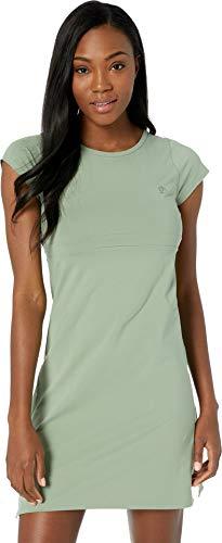 FJALLRAVEN High Coast Dress W Vestido, Mujer, Sage Green, 2XS