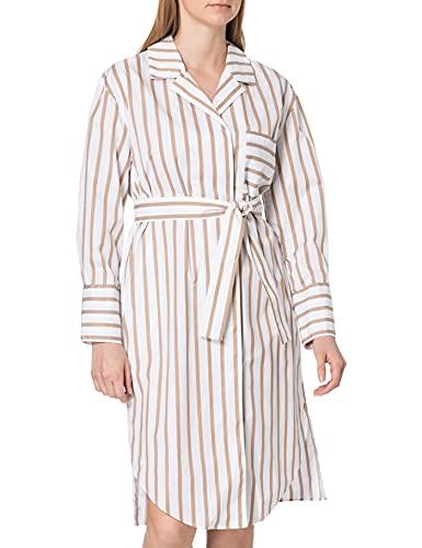 BOSS C_Disso 10234463 01 Vestido, Beige262, 42 para Mujer