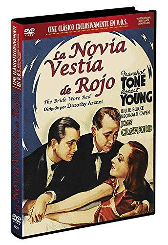 La Novia vestía de Rojo DVD