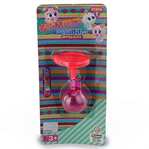 Distroller - Biberón rosa para la etapa 1 de tu Ksimerito