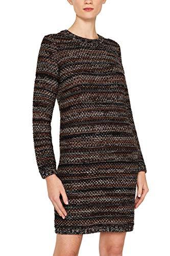 Esprit 109eo1e042 Vestido, Negro (Black 001), Medium para Mujer